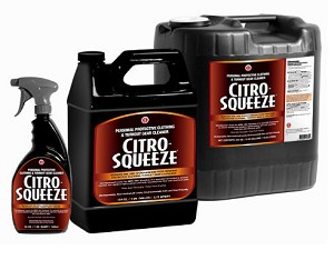Solutions Safety CitroSqueeze® PPE & Turnout Gear Cleaner