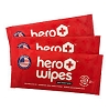 DWI Hero Wipes® - 250 Individually Wrapped Wipes