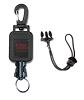 Gear Keeper® Small Flashlight Retractor - HD Snap Clip Mount RT2-4412