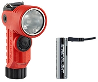Streamlight Vantage® 180 X USB Multi-Function Flashlight 250 Lumens (18650 USB Rechargeable Battery Included) - Orange