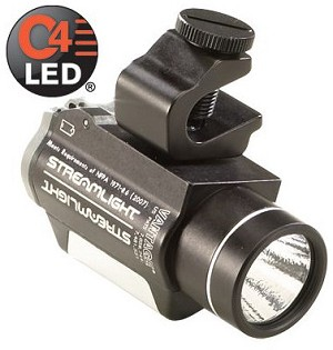 Streamlight Vantage® 115 Lumens LED Helmet Light