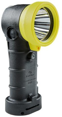 Flashlight meets 500*F requirements of NFPA 1971-8.6