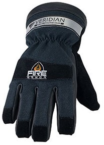 Veridian Fire Armor® 3D Structural FireFighting Gloves